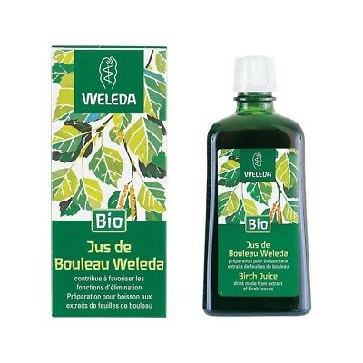 Weleda Jus de Bouleau Elimination 200ml