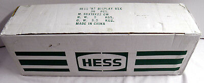 Rare Case Of Hess '97 Display Boxes - Case Of 36 - Mint In Factory Sealed Box