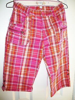Kids/girls Circo Pants With 6 Pockets & Adjustable Cuffs Size 14 Very Nice