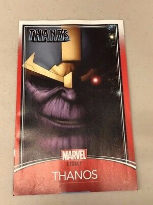 THANOS 13 CHRISTOPHER TRADING CARD VARIANT LEGACY Cates Shaw God Country Marvel