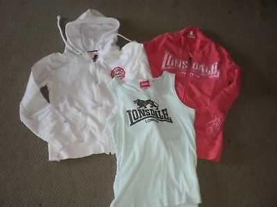 Womens Size 10 Lonsdale