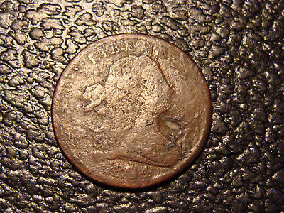 1804 Draped Bust Half Cent Fine Detail Crosslet 4 Stemless WE COMBINE SHIPPING