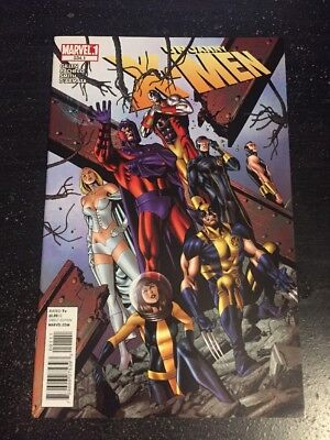 Uncanny X-men#534.1 Incredible Condition 9.4(2011) Pacheco Art!!