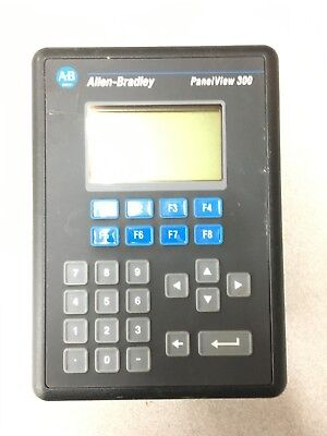 Used Allen-Bradley Panelview 300 2711-K3A5L1 Series A
