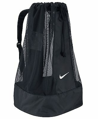 FOOTBALL CARRIER NIKE CAPACITY 16 SIZE 5 BALLS  (86cm x 47cm 164L)