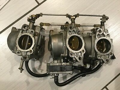 2003 Yamaha 30Hp Carburetor 6J8-14301-11-00 6J8-14302-01-00 6J8-14303-01-00