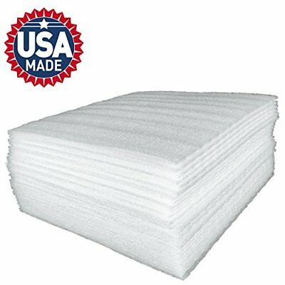 """Cushion Foam Sheets 12"""" X 12"""" Safely Wrap Dishes China and Furniture Packing ..."""