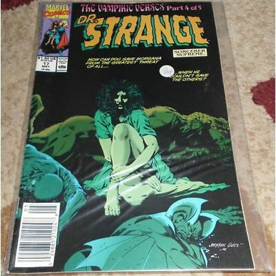 Doctor Strange (1988 3rd Series) #17...Published May 1990 by Marvel