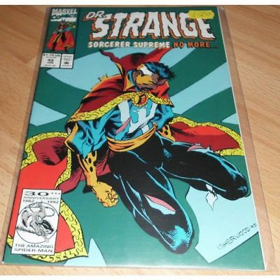 Doctor Strange (1988 3rd Series) #49...Published January 1993 by Marvel