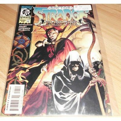 Doctor Strange (1999 4th Series) #4...Published May 1999 by Marvel