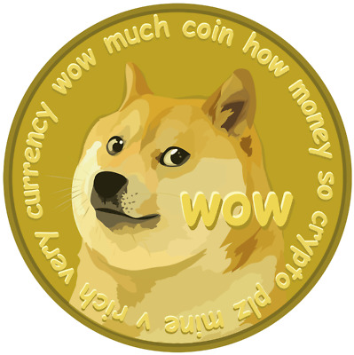 5000 Dogecoin: 2018 year of the dog! February 16th is Chinese New Year