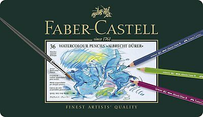 Faber-Castel Albrecht Durer Artist Watercolor Pencils Tin (36 pack, FC117536)