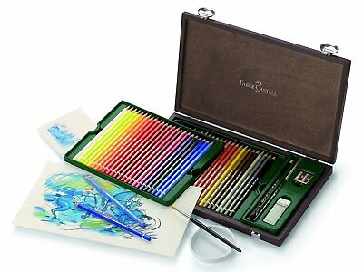 Faber-Castell Albrecht Durer 48 Watercolor Pencil Studio Set Box (FC117506)