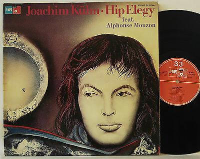 Joachim Kühn        Hip Elegy     MPS      NM  # 42