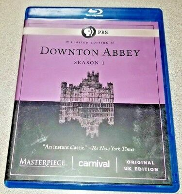 Downton Abbey, Series Season One - Blu-ray 2-Disc Set