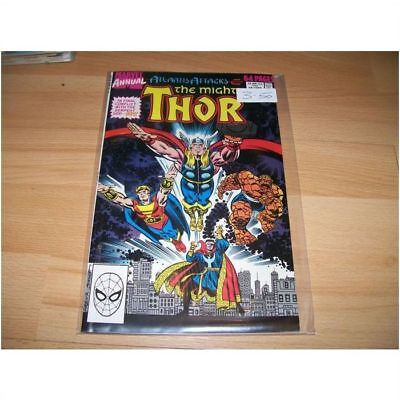 Thor (1962-1996 1st Series) Annual #14...Published 1989 by Marvel