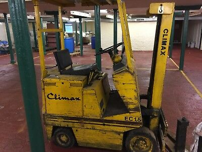 Forklift truck electric forklift Coventry Climax