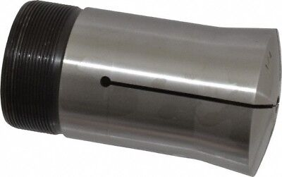 Lyndex 1/4 Inch Round 3J Collet 3-3/4 Inch Overall Length, 1.988-20 Inch Exte...
