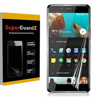 4X SuperGuardZ HD Clear Screen Protector Shield Guard Armor Film For Oneplus X