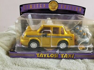"""2001 Limited Edition Chevron Cars   """"Taylor taxi"""""""