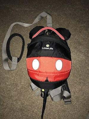 Little Life Backpack Reins