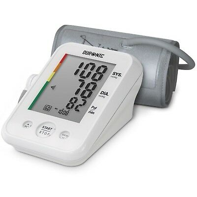 Duronic BPM150 Upper Arm Blood Pressure Monitor | Medically Certified | Fully...