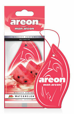 Car Air Freshener Hanging Tree Scent Watermelon Fresh Car Home Auto Fragrance