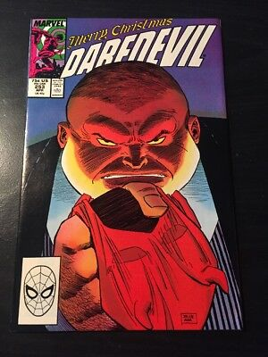 Daredevil#253 Incredible Condition 9.2(1988) Kingpin, Romita.jr Art!!