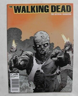 Walking Dead Magazine #17 VARIANT COVER (NM) TITAN SKYBOUND 2014