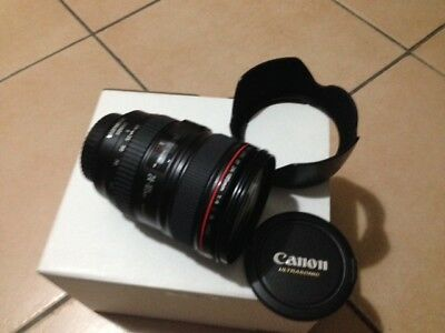 Ottica Canon Lens EF 24-105mm F/4 L IS USM