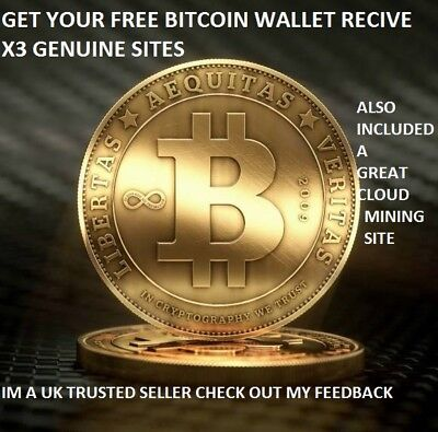 100% Free Bitcoin Wallet 3 Trusted Providers And Also Genuine Cloud Mining Site