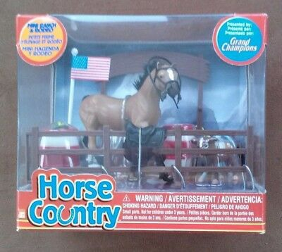 Grand Champions Horse Country Mini Ranch & Rodeo Empire Toys #56000 NIB