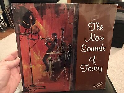 The Now Sounds Of Today On Columbine Records SEALED