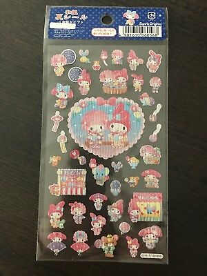 My Melody Japanese Stickers
