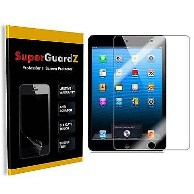 3X SuperGuardZ® HD Clear Screen Protector Guard Shield Film For iPad Mini 1 2 3