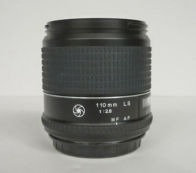 SCHNEIDER-Kreuznach 110mm f/2.8 LS AF LENS for MAMIYA LEAF PHASE ONE 645DF +