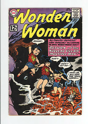 Wonder Woman #129 - Vg Grade - Scarce Early Silver Age Issue - 1962