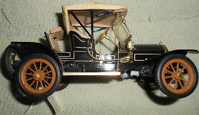 Precision Models 1910 Cadillac Model Thirty Franklin Mint (For Parts/repair)