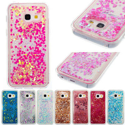 Have An Inquiring Mind Bling Liquid Quicksand Case For Samsung Galaxy S7 Edge S8 S9 Plus A3 A5 A6 A7 J3 J5 J7 2016 2017 A8 Plus 2018 Tpu Glitter Cover Cellphones & Telecommunications Half-wrapped Case