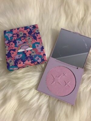 New in the box! ColourPop x My Little Pony Highlighter Pressed Powder Trickles