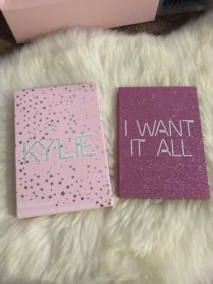 New in the box! Kylie Cosmetics I Want It All Eyeshadow Palette