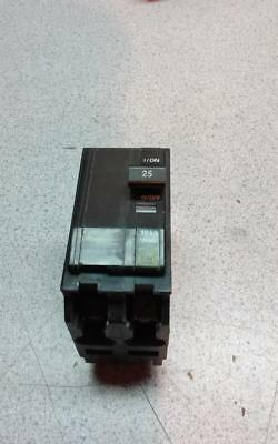 Square D QO225CP 25 Amp Two-Pole Circuit Breaker