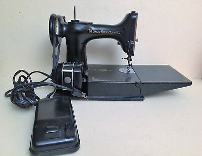 40 SINGER PORTABLE ELECTRIC SEWING MACHINE MODEL 4040 Inspiration Singer Sewing Machine 221 1