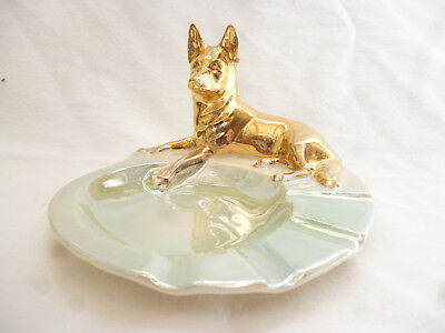 VINTAGE WEMBLEY WARE DINGO ASHTRAY - looks great but has been repaired
