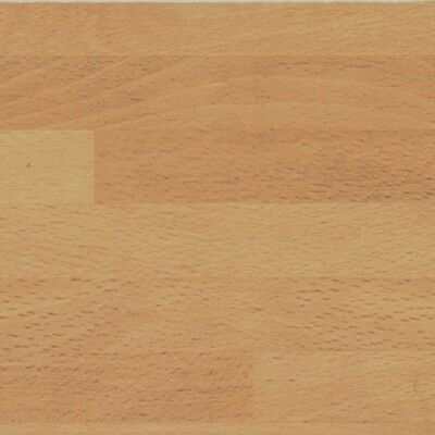Beech Butcher Block Laminate Kitchen Bathroom Worktop 28Mm