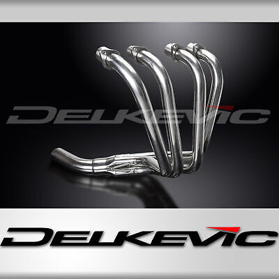 Kawasaki Z900-Z1 72-76 Stainless 4-1 Exhaust Downpipes Not Oem Compatible
