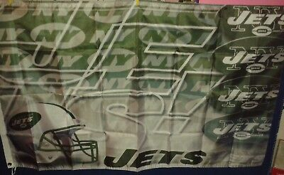 New York Jets Fahne Flagge Banner 150 x 90cm American Football NFL