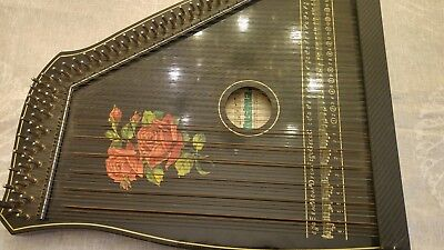 Alte Zither, Musima