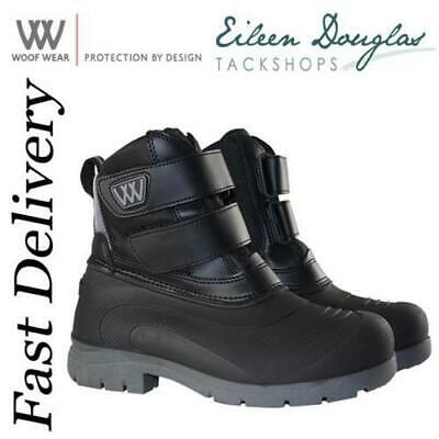 NEW STYLE! Woof Wear Easy Close Short Boot Adults and Childs sizes Yard Mucker B