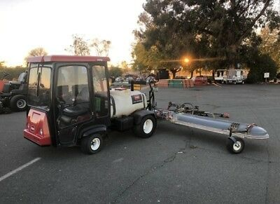 Toro Multi-Pro 1250  With  Cozy Cab & Enclosed Boom Only 748 Hours
